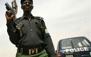 Nigeria Police Extortion