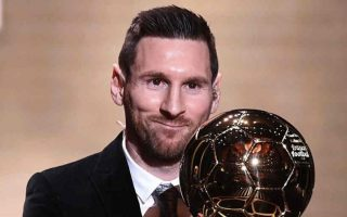 Ballon d'Or awards
